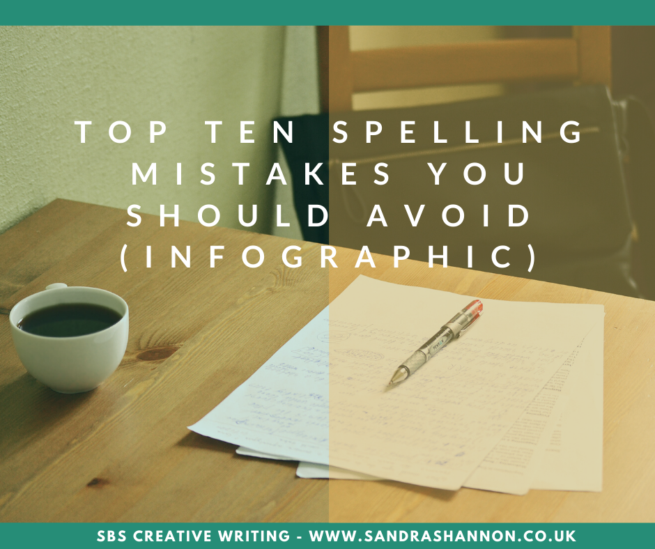 Top ten spelling mistakes you should avoid