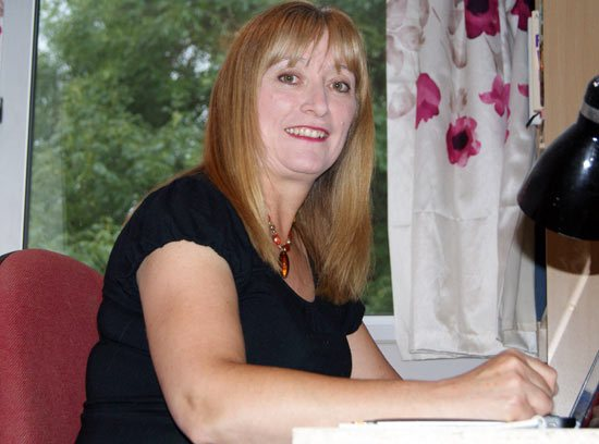 Sandra Shannon - creative writer based in Coventry