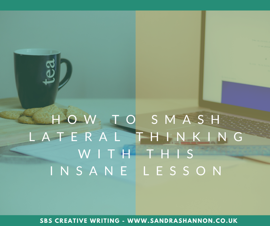 How To Smash Lateral Thinking With This Insane Lesson