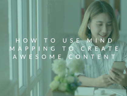 How to Use Mind Mapping to Create Awesome Content