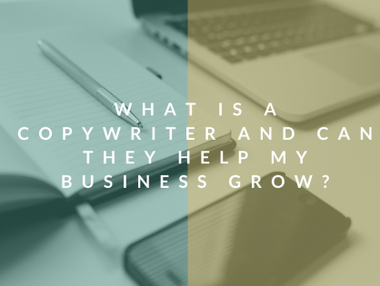 What is a copywriter and can they help my business grow?