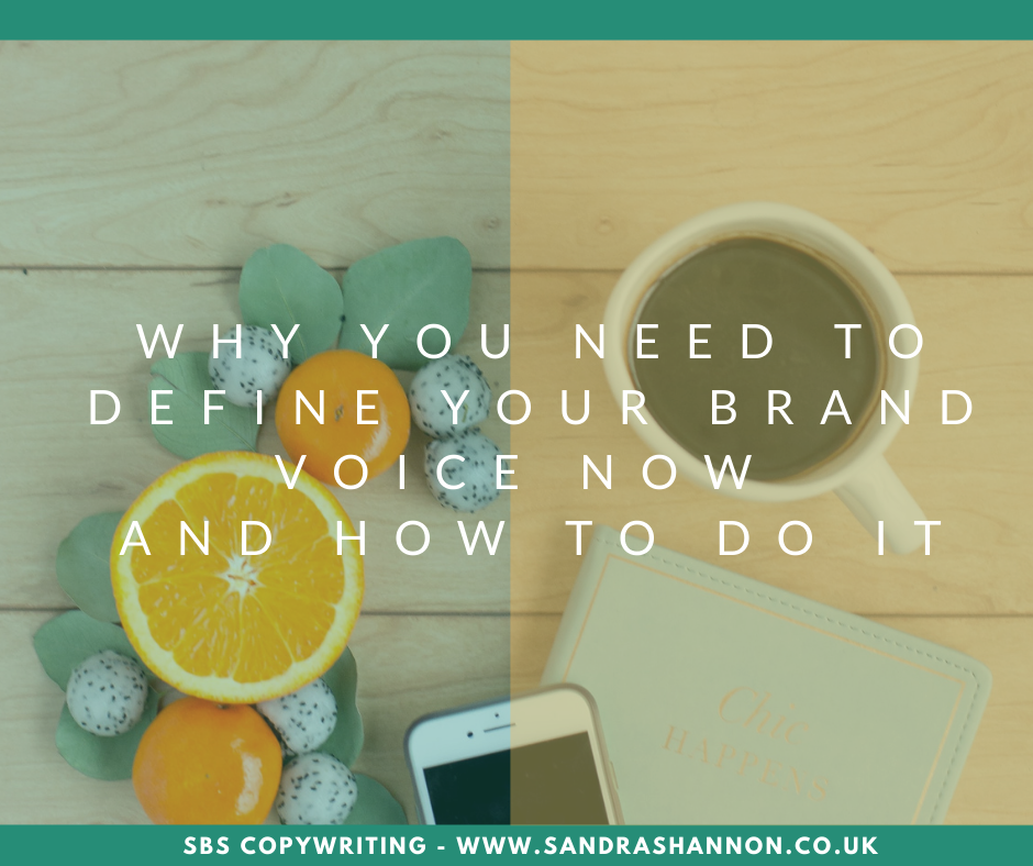 Why You Need To Define Your Brand Voice Now And How To Do It